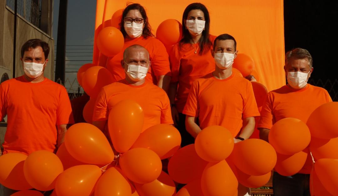 Binding Site reúne parte da equipe para ampliar divulgação sobre Esclerose Múltipla